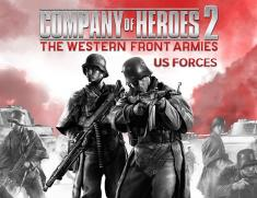 Company of Heroes 2 : The Western Front Armies - US Forces (SEGA_2084)
