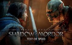 Middle-earth: Shadow of Mordor - Test of Speed (WARN_422)