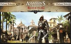Assassins Creed IV Black Flag. Deluxe Edition (UB_372)