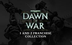 Warhammer 40,000 : Dawn of War 1 and 2 Franchise Collection (SEGA_2771)