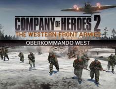 Company of Heroes 2 : The Western Front Armies - Oberkommando West (SEGA_2083)