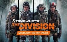 Tom Clancys The Division - Military Outfit Pack DLC (UB_1368)
