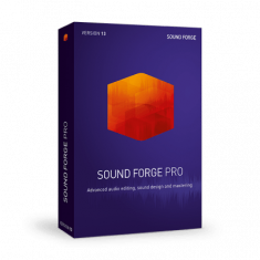 SOUND FORGE Pro 13 - ESD (ANR008837ESD)