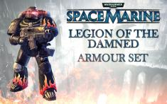Warhammer 40,000 : Space Marine - Legion of the Damned Armour Set DLC (SEGA_1465)