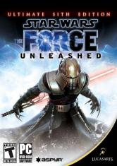 Star Wars : The Force Unleashed - Ultimate Sith Edition (DS_2246)