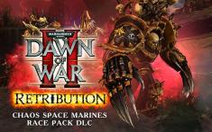 Warhammer 40,000 : Dawn of War II - Retribution - Chaos Space Marines Race Pack DLC (SEGA_2613)