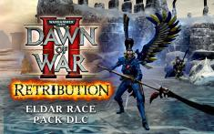 Warhammer 40,000 : Dawn of War II - Retribution - Eldar Race Pack DLC (SEGA_2628)