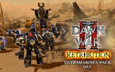 Warhammer 40,000 : Dawn of War II - Retribution - Ultramarines Pack DLC (SEGA_2618)
