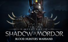 Middle-earth: Shadow of Mordor - Blood Hunters Warband (WARN_3233)